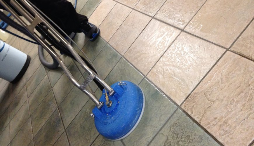 Tiles Cleaning service