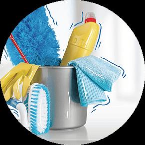 شركة تنظيف الشقة