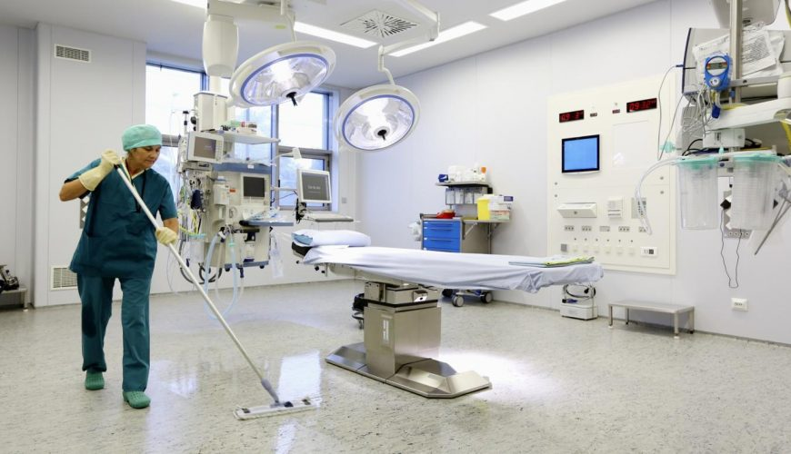 شركة تنظيف مستشفيات في ابوظبي