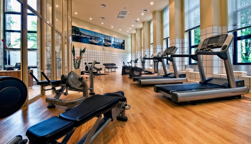 Health Club cleaning Service